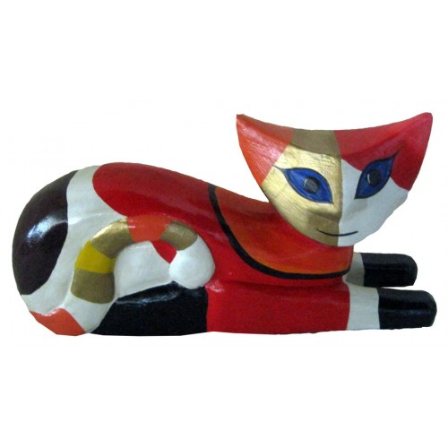 Сувенир ручной работы  Кошка CT 60.06