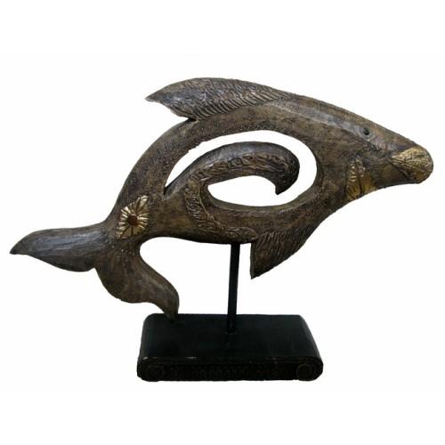 Сувенир Рыба на подставке  FS 24.07