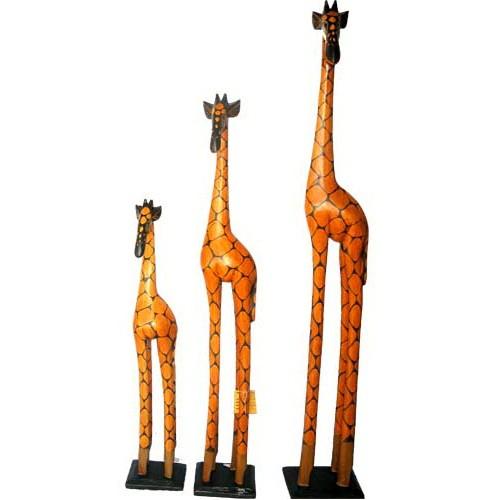Сувенир ручной работы Жираф  GB 19.06