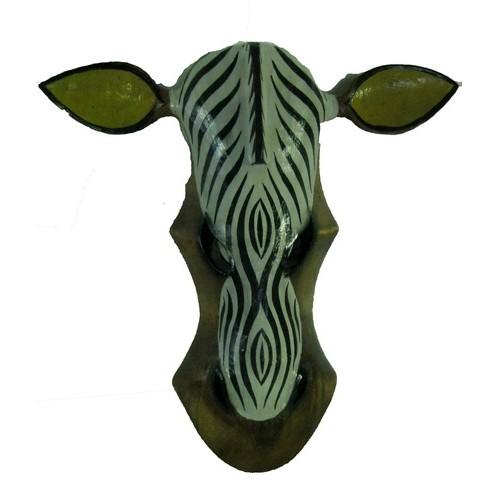 Сувенир Маска зебры MSK 105.06